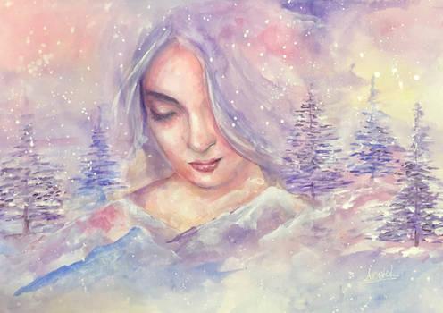 Hibernation by Sara-Arasteh