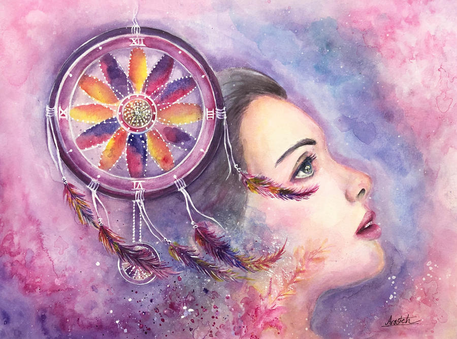 Dream Catcher by Sara-Arasteh