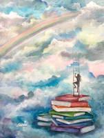 Rainbow of Knowledge by Sara-Arasteh