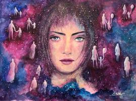 Stardust of Memories by Sara-Arasteh