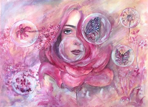 Bubbles of Dream