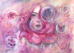 Bubbles of Dream by Sara-Arasteh