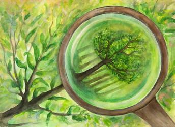 The Tree of Life by Sara-Arasteh