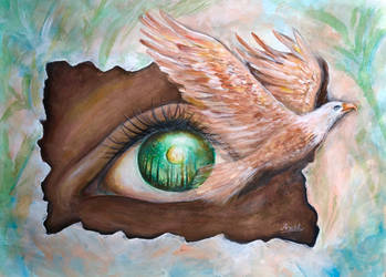 High Hopes by Sara-Arasteh