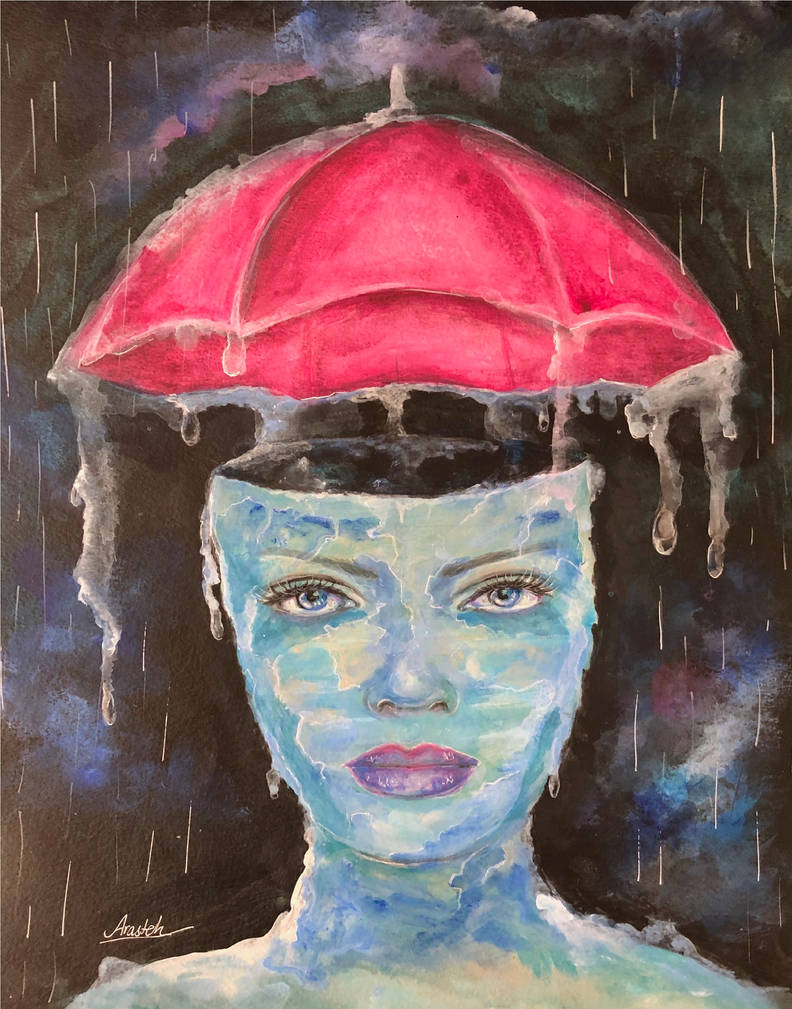 Made of Rain by Sara-Arasteh