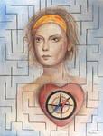 The Inner Compass by Sara-Arasteh