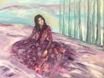 Quilt of Memories by Sara-Arasteh