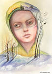 Shadow of the Last Winter by Sara-Arasteh