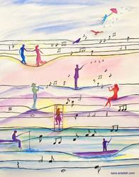 Feel the Music..
