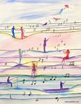 Feel the Music.. by Sara-Arasteh