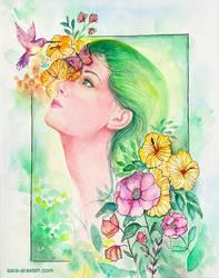 Spring Fever by Sara-Arasteh