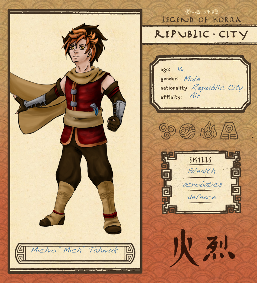 Michio - RepublicCity TAKE 2 by SonicalConverse
