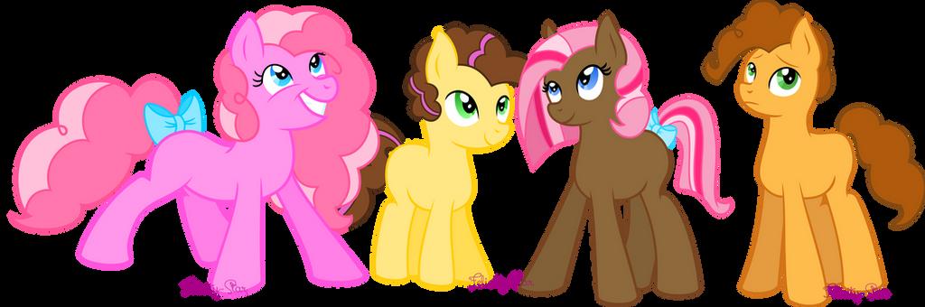 Mlp Pinkie Pie And Cheese Sandwich Next Gen: Pinkie Pie a...