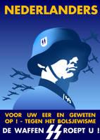 Nazi Poster by DragonBalai