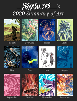 Art Summary 2020