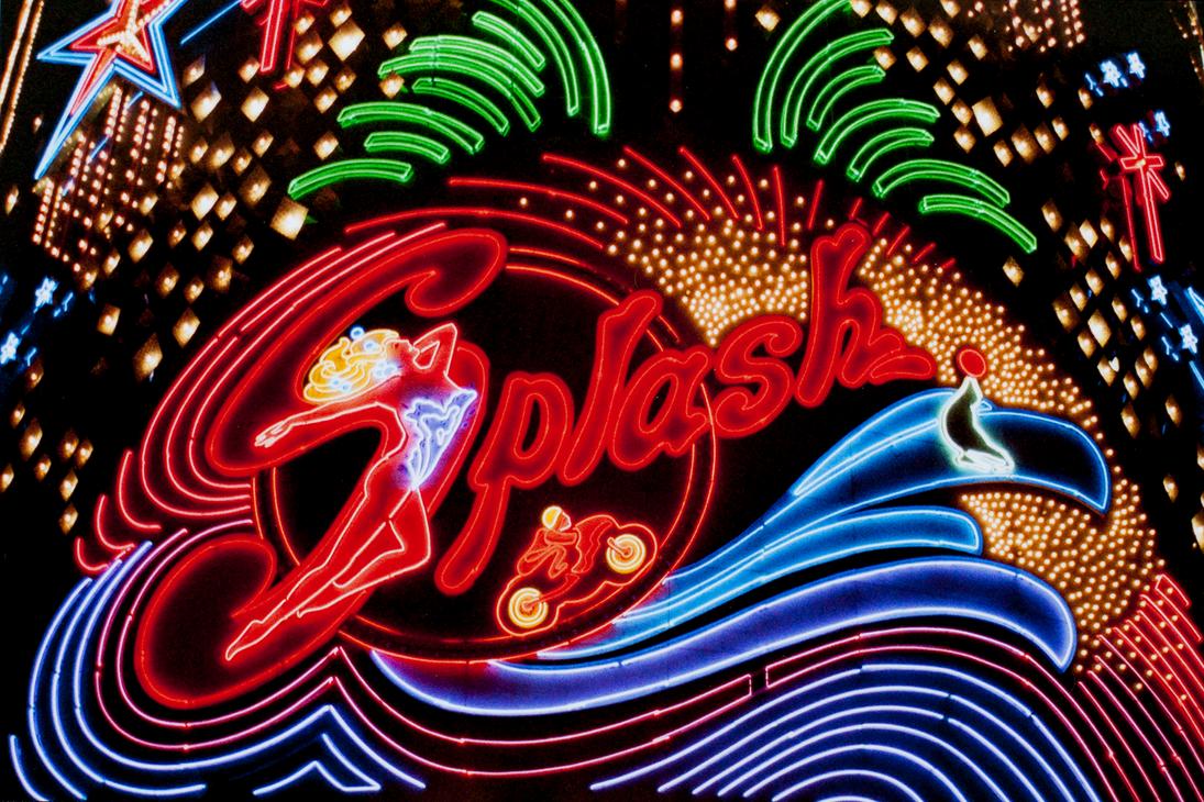 Las Vegas Splash by OrisTheDog