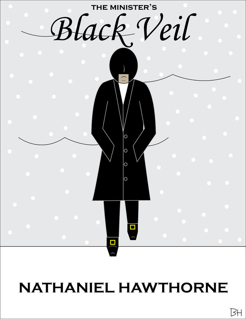 an analysis of the topic of the ministers black veil by nathaniel hawthorne