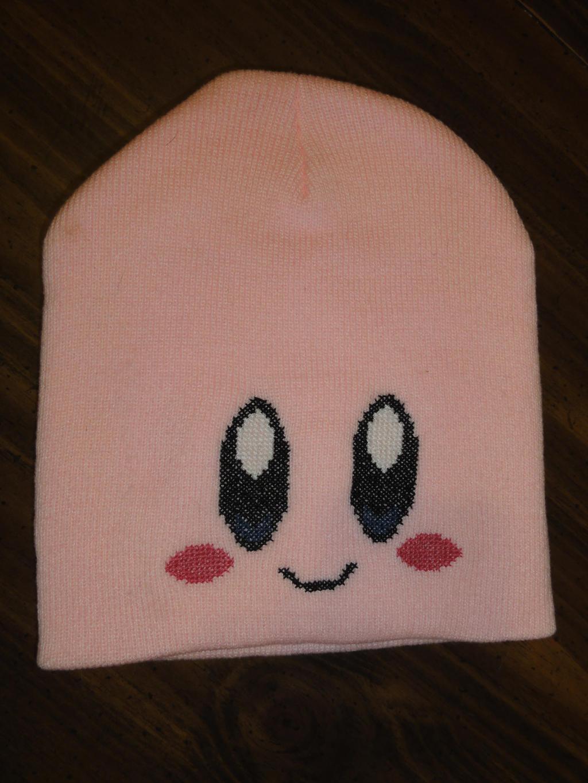 Kirby Beanie by Sew-Madd