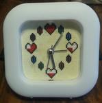 Zelda Heart and Rupee alarm clock