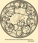 Gallifreyan 018 - Albert Explains Time (redux)