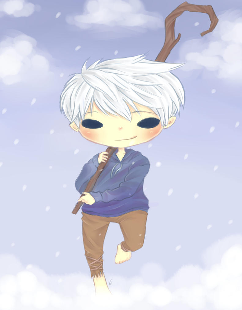 .::jack frost::. by XxHaneyshxX