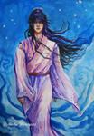 Kagewaki Hitomi by Miletysant
