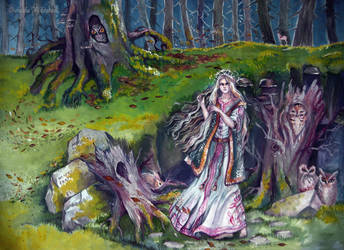 Vasilisa the Wise