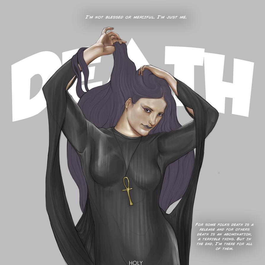 Death in bath by erikimai