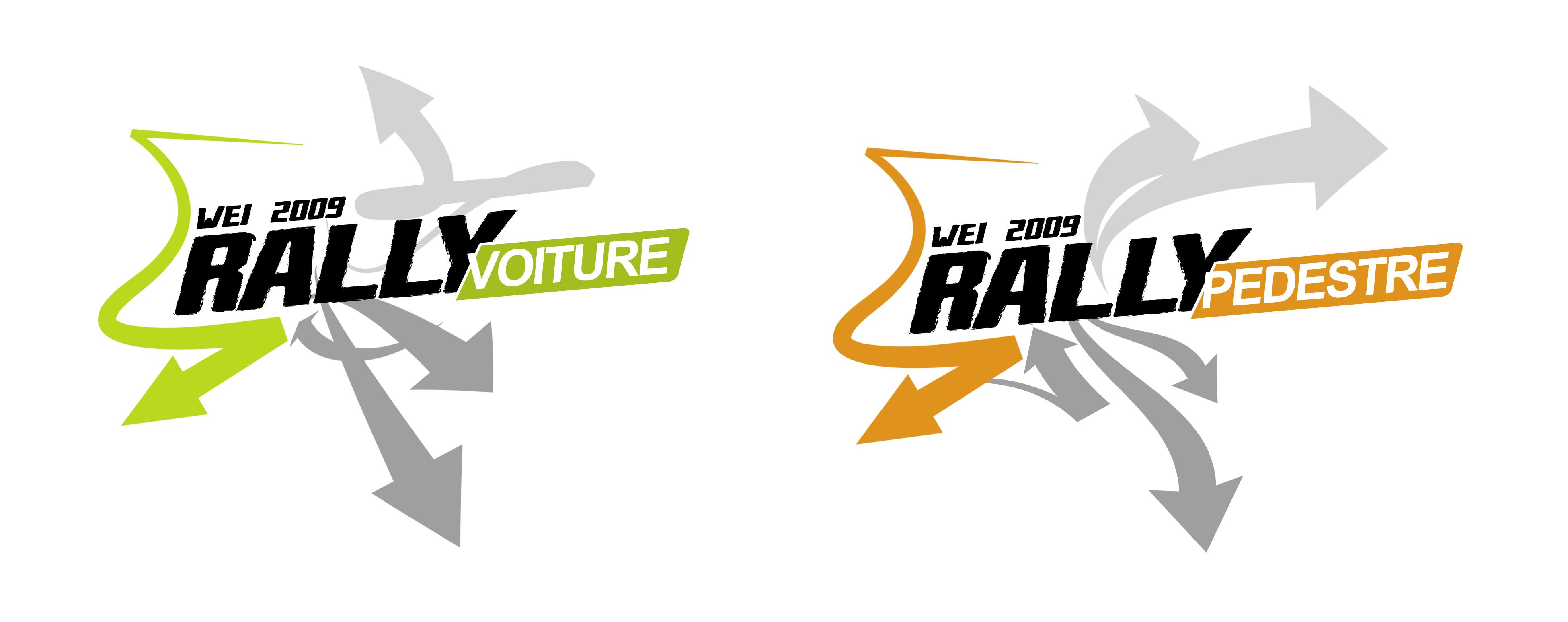 Rally Logo Logo Rally by Tinyfauve