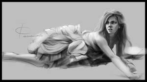 Emma Watson by xck