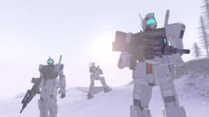 On Patrol by ExiaSanshiro