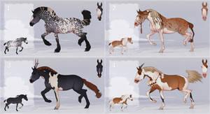 Auction horse adopt 39 [CLOSED]