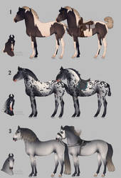 Auction horse adopt 73b + NSFW [CLOSED]