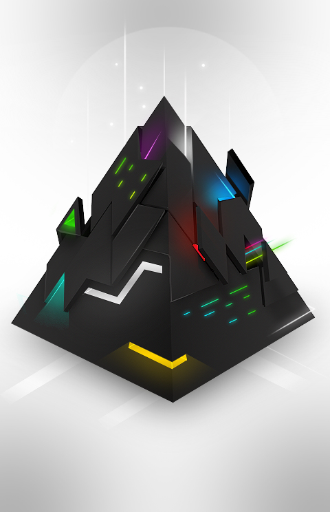 Pyramid by Hixon