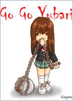 Go Go Yubari from Kill Bill by once-in-a-blue-moon