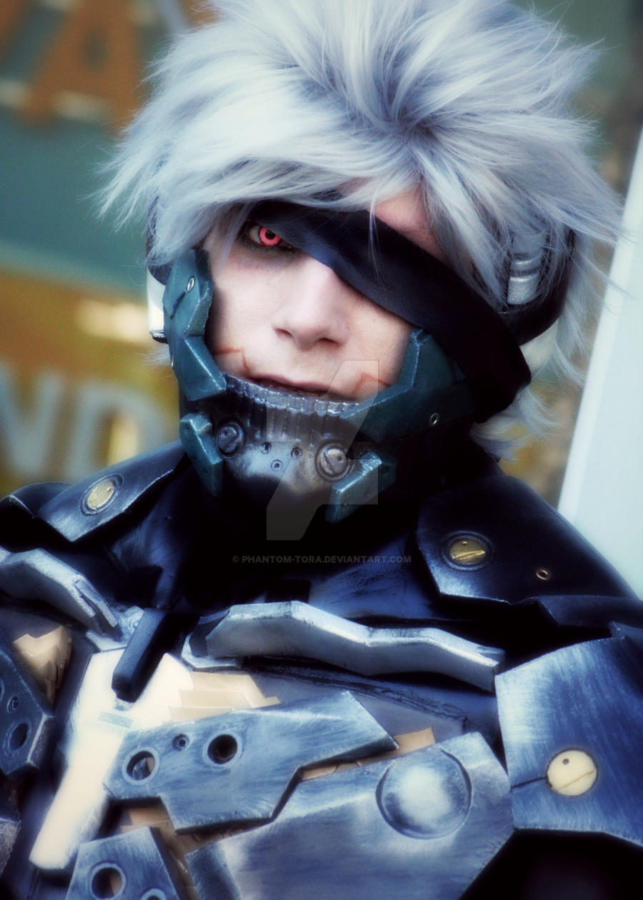 Raiden cosplay by Phantom-Tora
