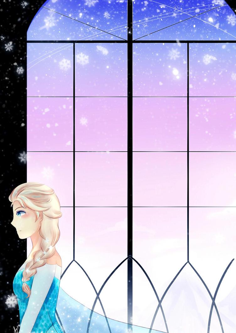 Elsa by amelovia