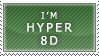 HYPER STAMP 8D by Scythe-tech