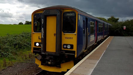 Local from Weymouth to Bristol