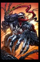 Savarge Venom Pin Up Colors