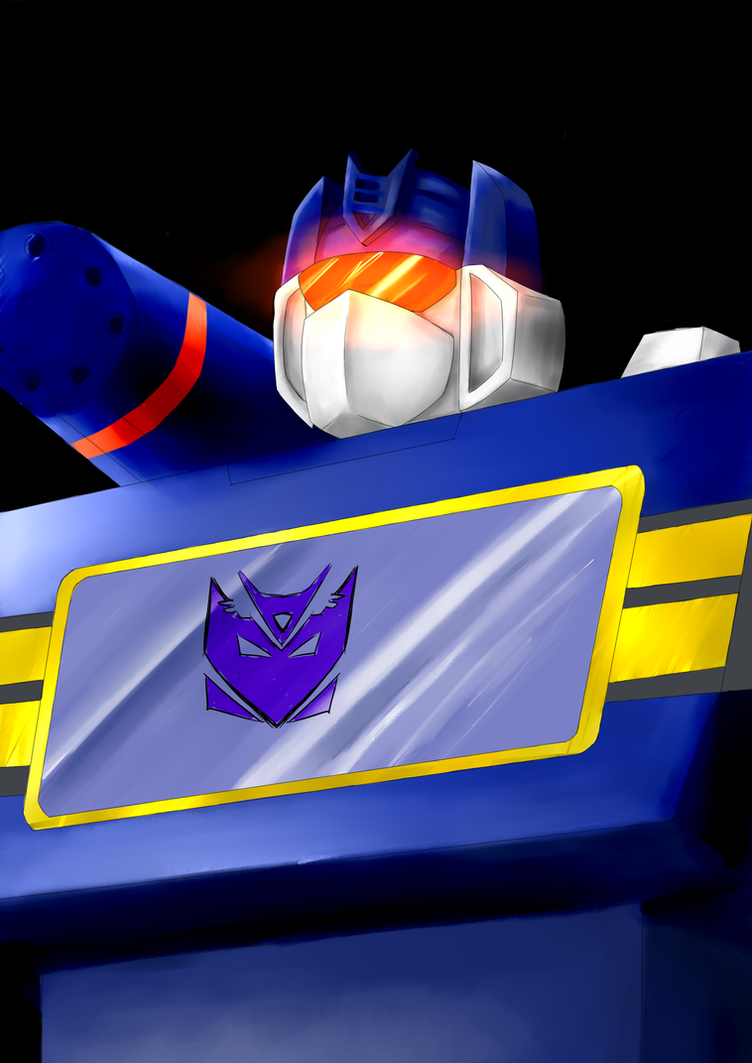 Soundwave by xoes