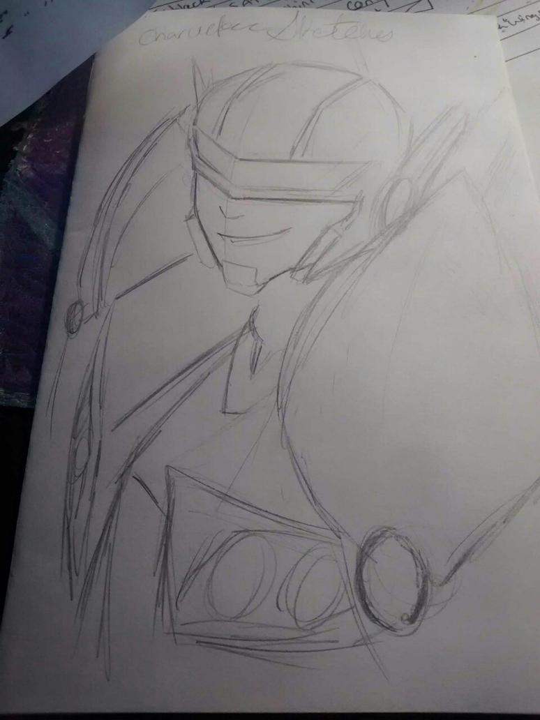 Skywave .:Sketch:. by xoes