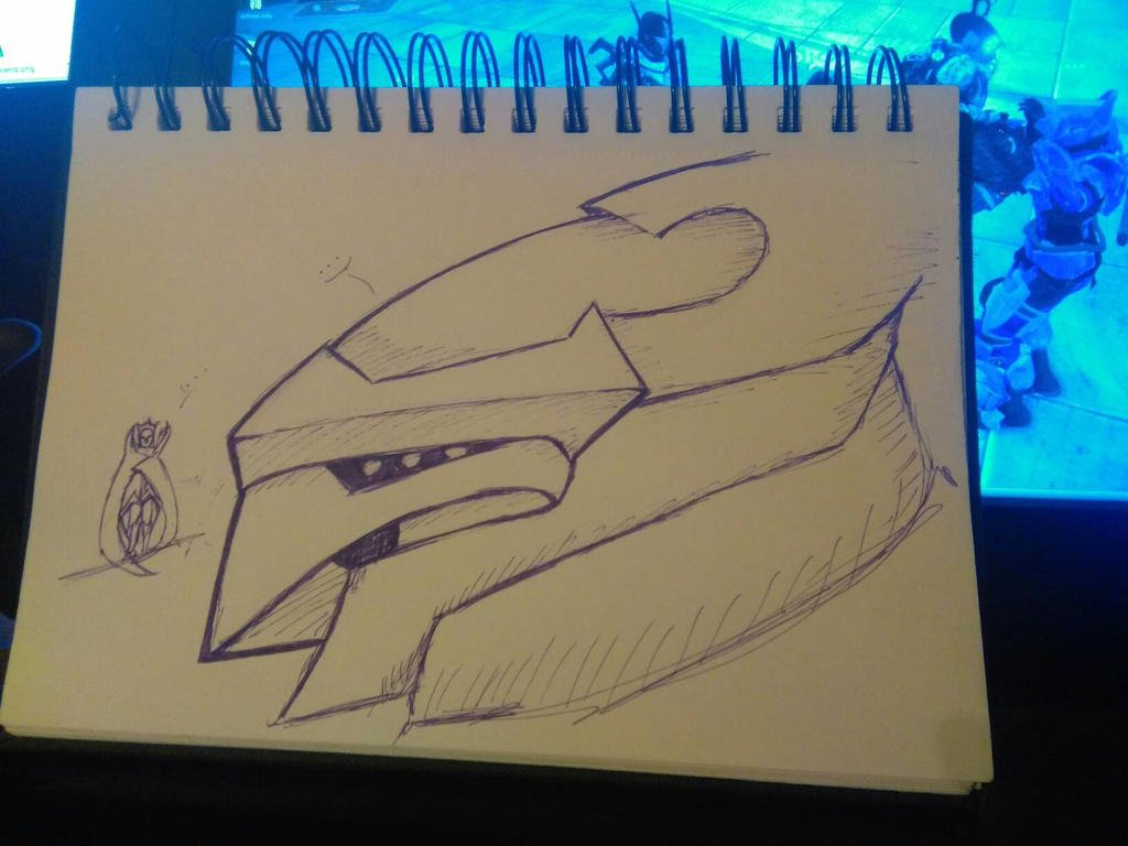 sketch by xoes