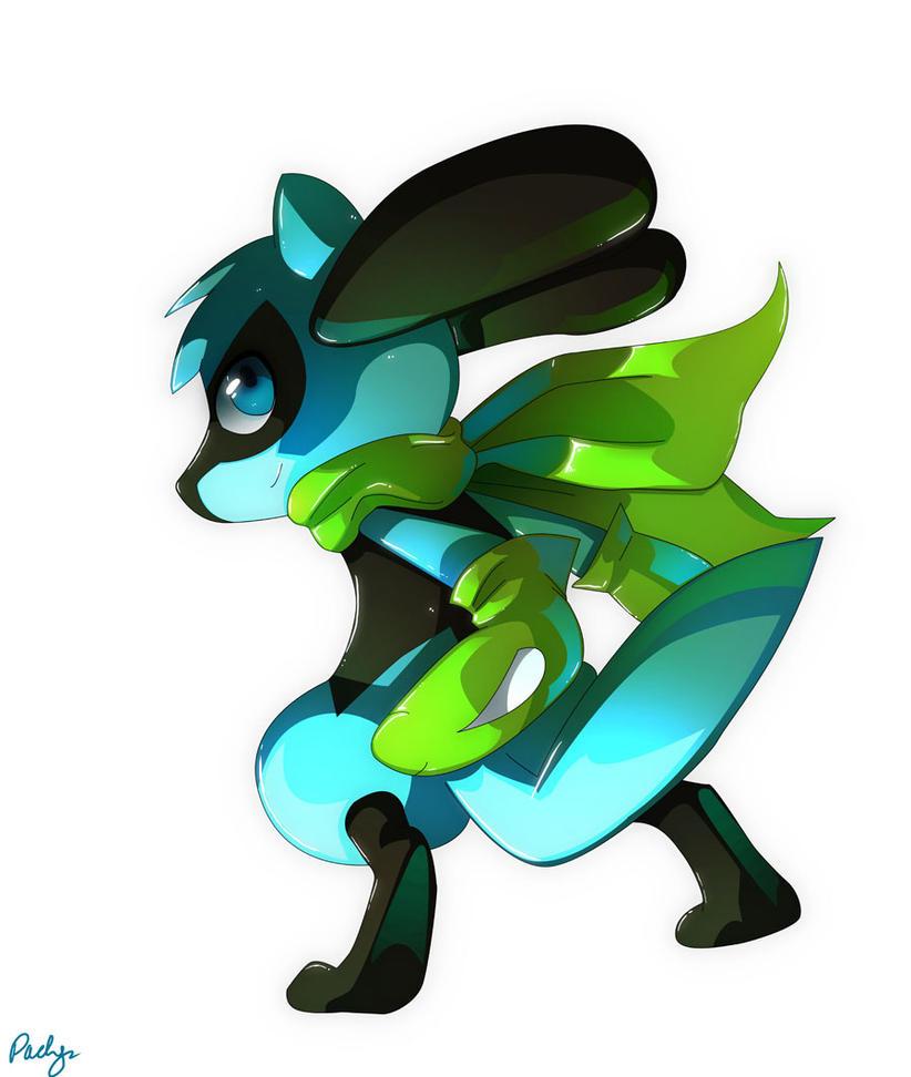 ~Pokémon Mystery Dungeon RP: Adventures Beyond the Limit!~ Amaru_by_poketix-d33g2nt