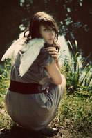Waiting On An Angel II by Amatorka