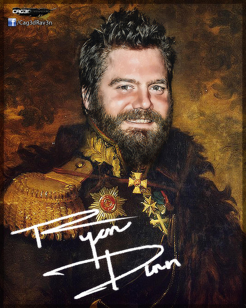 Ryan Dunn by Cag3dRav3n