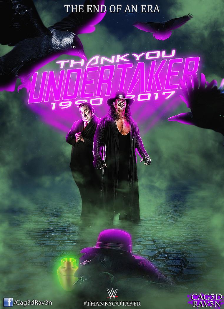 #Thankyoutaker by Cag3dRav3n