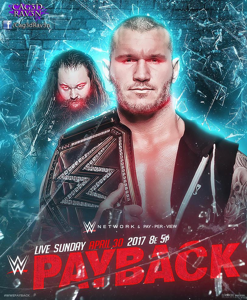 Payback 2017 Orton/Wyatt by Cag3dRav3n