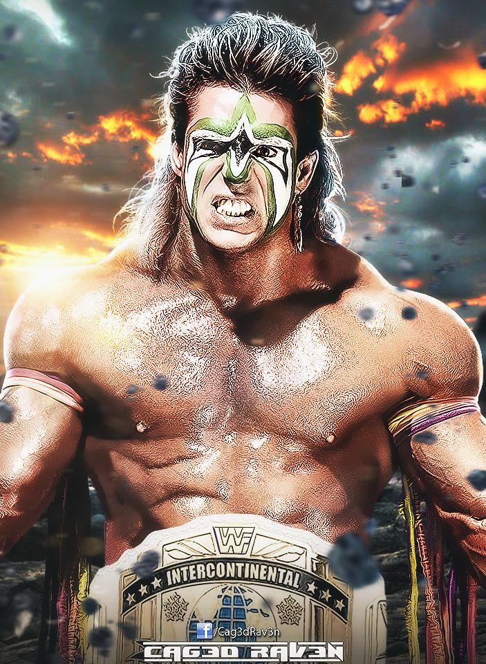 Ultimate Warrior Former WWF Champ! by Cag3dRav3n on DeviantArt
