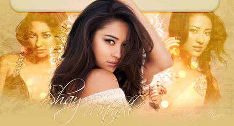 Free Shay Mitchell header by MiniiBogee